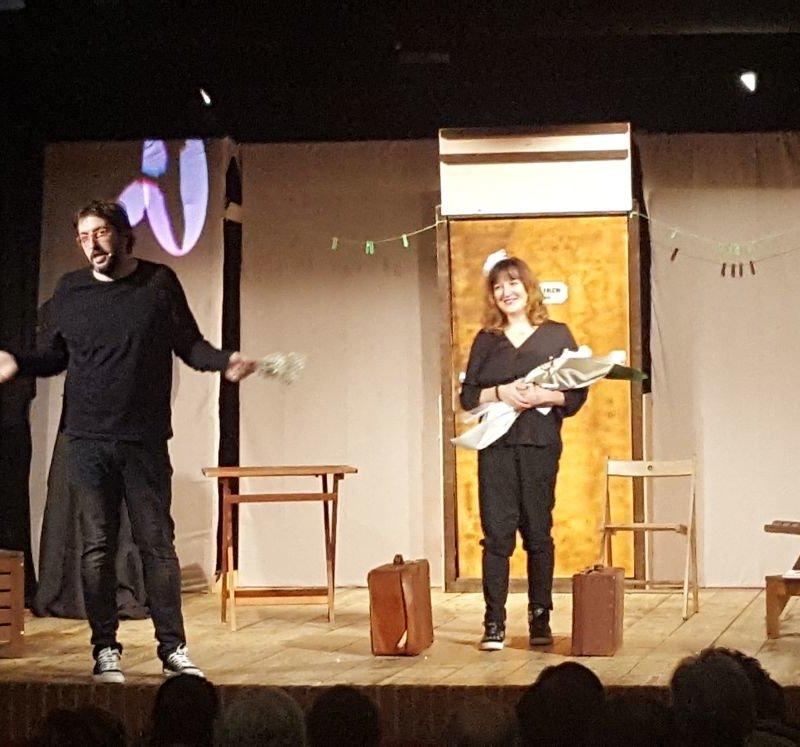 Spettacolo teatrale I Benedetti